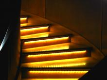 Stairs; a photo by Jo Shaw