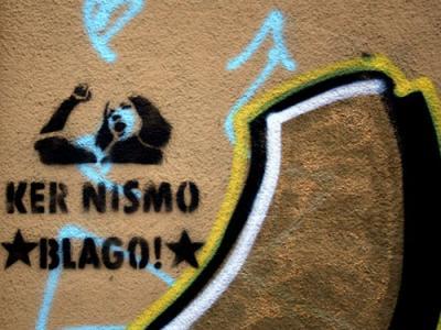 Subcultural grafiti