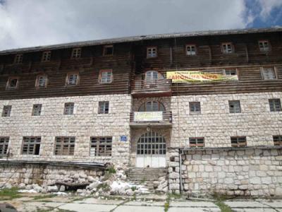Hoetl in Jahorina