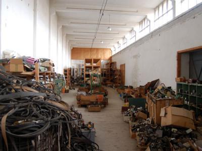 Makedonka warehouse